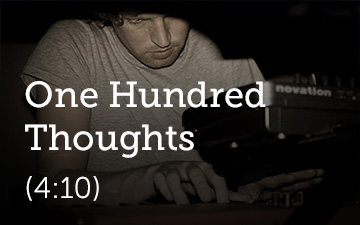 One Hundred Thoughts